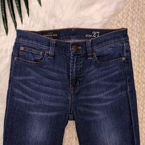 J. Crew Jeans - J. Crew Cropped Reid Jeans